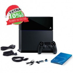Consola Sony PlayStation 4 con Hd 500gb
