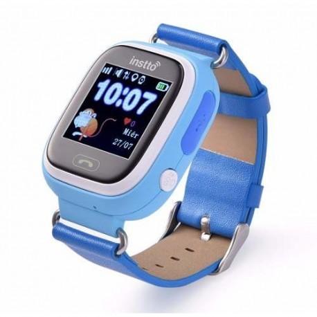 RELOJ LOCALIZADOR para chicos SMART GPS INSTTO SWC04 (Smart Wath)